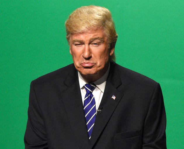 Alec Baldwin Says NBC Didn't Let 'SNL' Endorse A