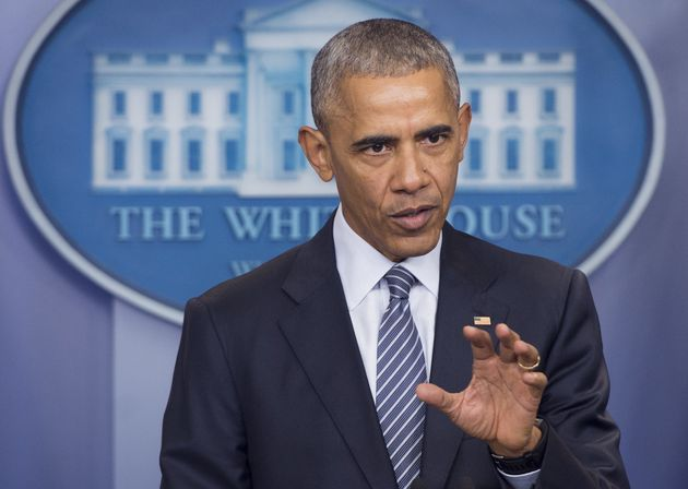 President Barack Obama held his first post-election press conference on