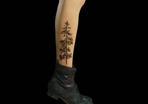 "Pine tree&nbsp;tattoo tights, $27.55 at <a href=""https://www.etsy.com/listing/469886851/pine-tree-tattoo-tights?ref=shop_home_feat_2"" target=""_blank"">etsy.com/shop/TattooTightsTATUL</a>"