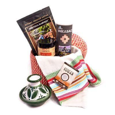 "<a href=""https://globein.com/the-artisan-gift-box"" target=""_blank"">GlobeIn The World Kitchen Box $50</a>"