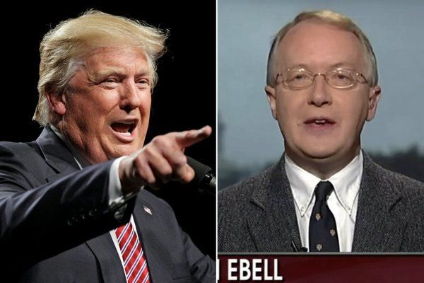 Donald Trump has tapped Myron Ebell, a vocal denier of climate change, to lead the transition at the Environmental Protection
