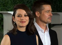 Marion Cotillard Says Sex Scene With 'Great Man' Brad Pitt Was 'Awkward'