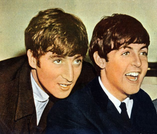 GAB Archive Via Getty Images John Lennon And Paul McCartney Were Musical Soulmates But Their Relationship Soured As The Beatles Came To An End