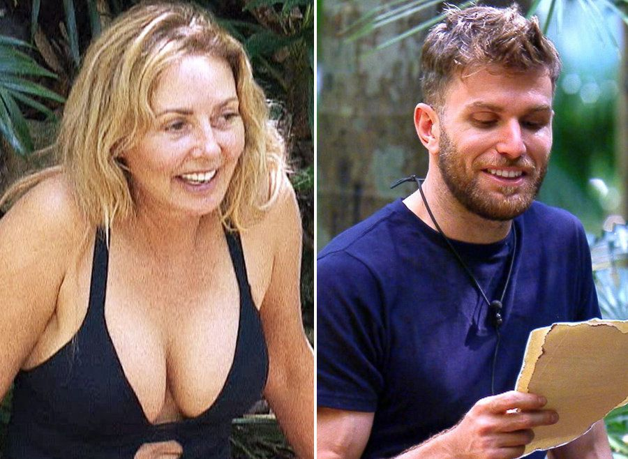 'I'm A Celebrity' Viewers Spot A Spark Between Carol And Joel, And We Are HERE For