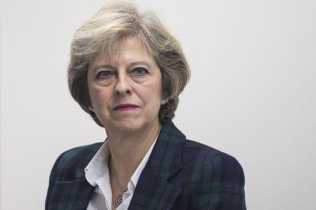 Mark Carney Finally Hits Back At Theresa May For Conference
