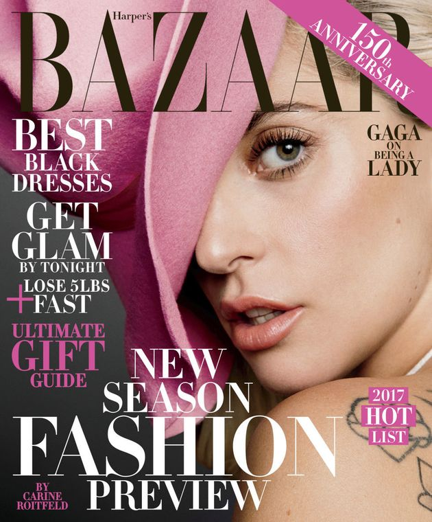 Lady Gaga Writes Moving Essay About What It Means To Be A Woman In