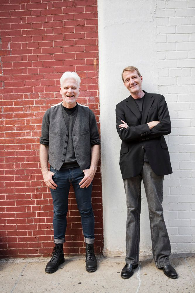 Andy Martin & Lee Child