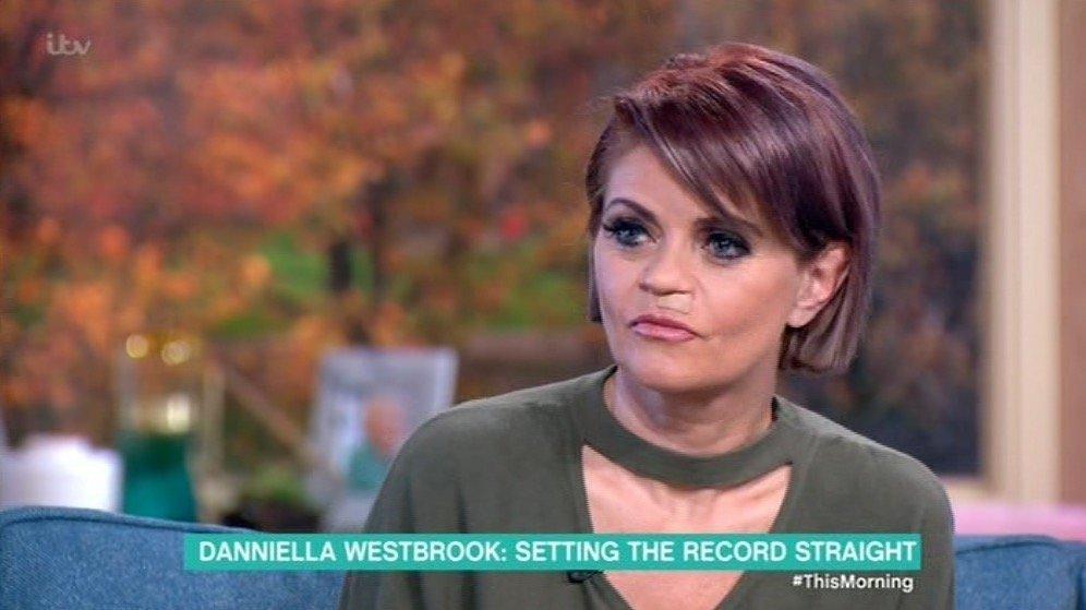 Danniella Westbrook Admits To Cocaine