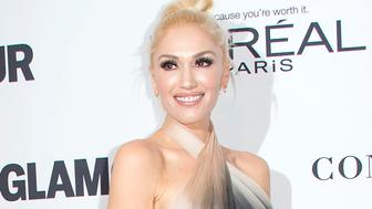 Singer Gwen Stefani attends 2016 Glamour Women Of The Year Awards in Hollywood, California, on November 14, 2016. / AFP / VALERIE MACON        (Photo credit should read VALERIE MACON/AFP/Getty Images)