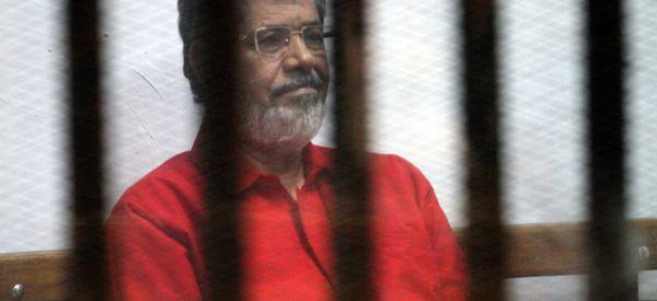 Egypt Overturns Death Sentence For Former President Morsi