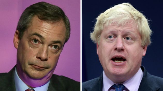 UKIP: Nigel Farage Is 'Only Rational' Choice For US Ambassador