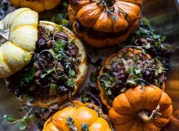 Now This Is How You Make A Vegan Thanksgiving