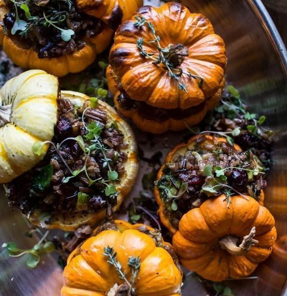 Vegan Thanksgiving Recipes That Everyone Will Love