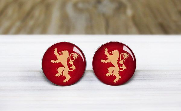 "Gryffindor Earrings, $12, <a href=""https://www.etsy.com/listing/200273984/harry-potter-gryffindor-earrings?ga_order=most_rele"