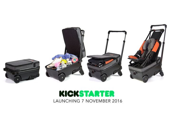 "According to the <a href=""https://www.kickstarter.com/projects/444327366/born-to-fly-baby-a-carry-on-flight-case-and-stroll"" target=""_blank"">Kickstarter campaign</a>, the stroller-case hybrid adheres to &ldquo;full American, European and Australian/[New Zealand] safety standard compliance and all fit within the international carry-on luggage sizing.&rdquo;"