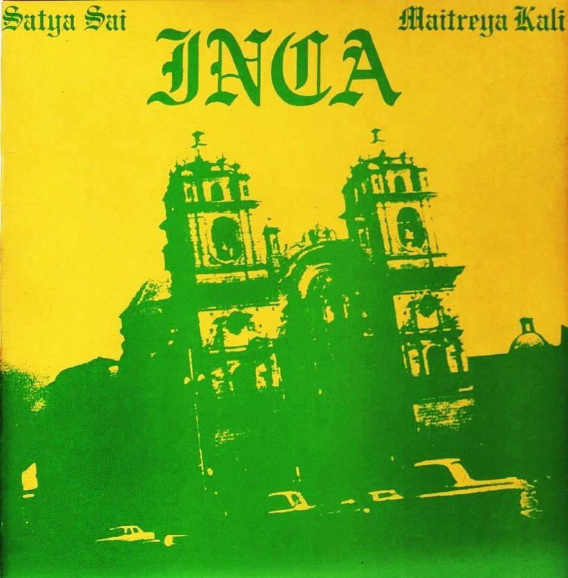 <em>Inca </em>self released by Maitreya Kali 1972