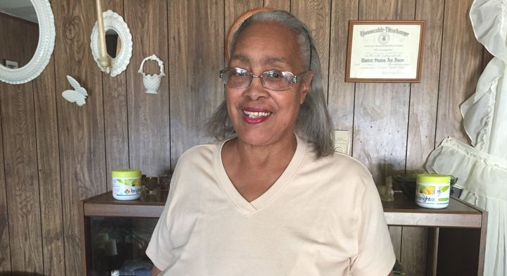 Virginia Evans was bornand raised in the Jim Crow South. And she is fierce.