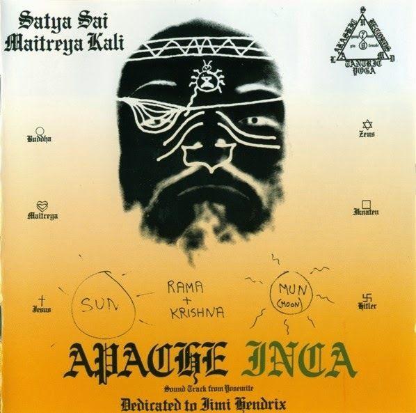 <em>Apache </em>self released by Maitreya Kali 1971