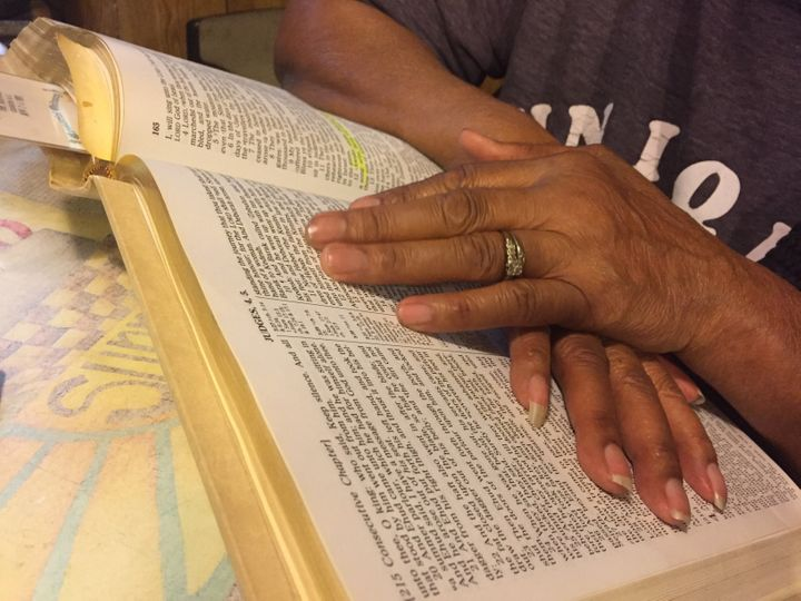 Ourfamily Bible includes a list of family names dating back to Columbus Fortune, a former slave born in the mid-1800s.