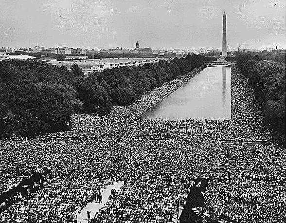 <em>The Civil Rights March on Washington,1963</em>