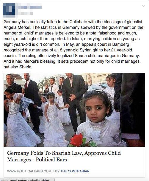 "<a href=""http://www.snopes.com/germany-allows-child-marriages/"" target=""_blank"">False</a>."