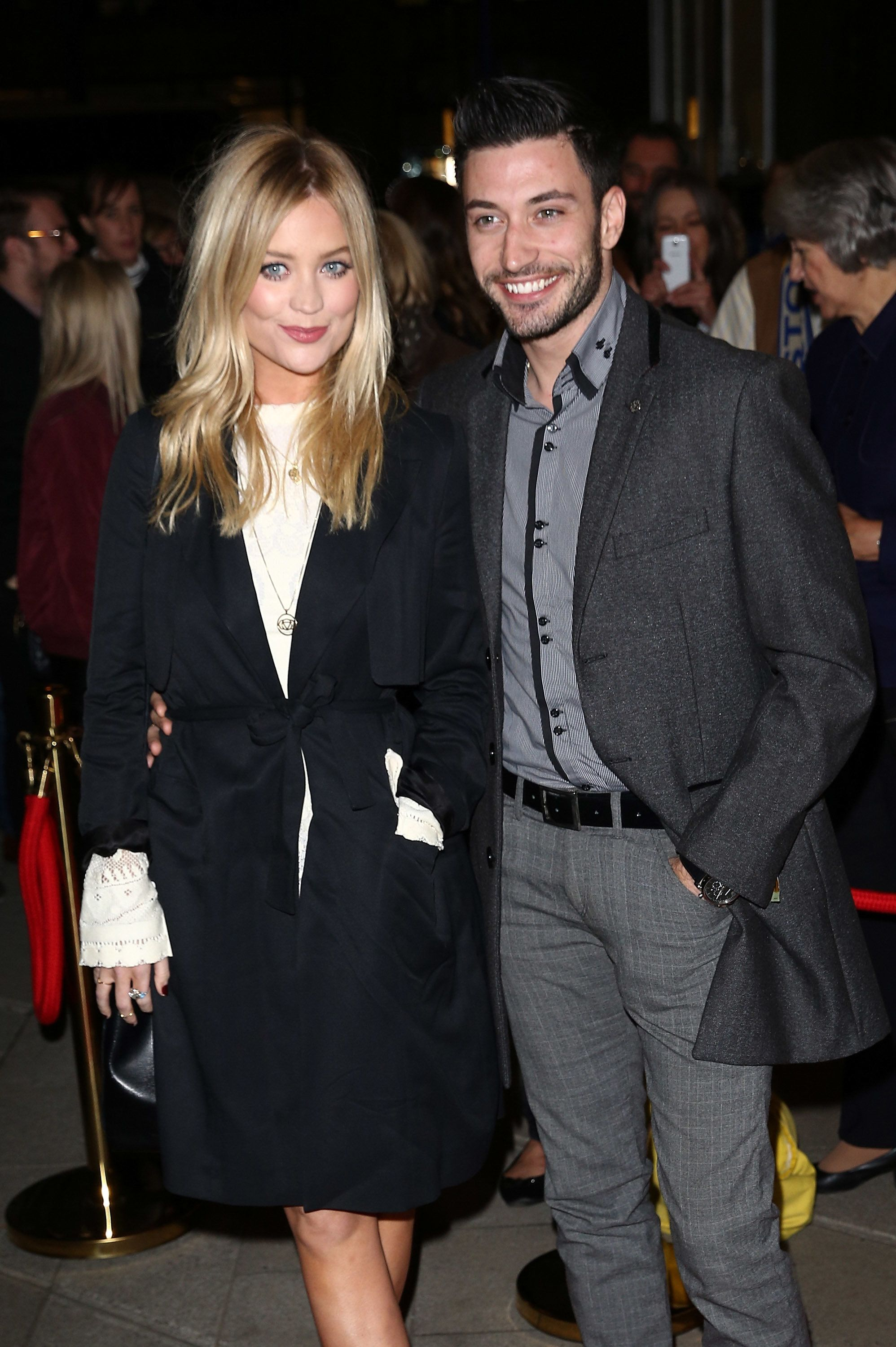 'No Love Lost' Between 'Strictly' Stars Laura Whitmore And Former Dance Partner Giovanni