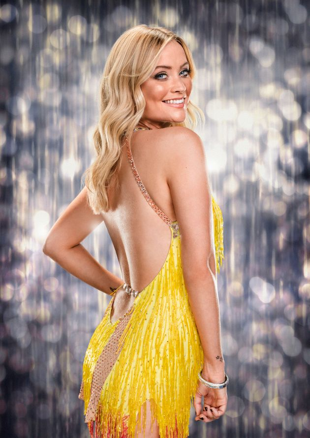 'Strictly Come Dancing': 'No Love Lost' Between Laura Whitmore And Her Former Dance Partner Giovanni...