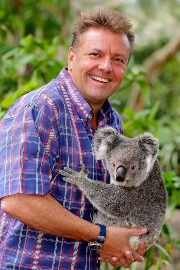 Martin Roberts (on the
