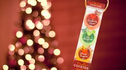 Cocktail Baubles Are Here To Fill You With Festive