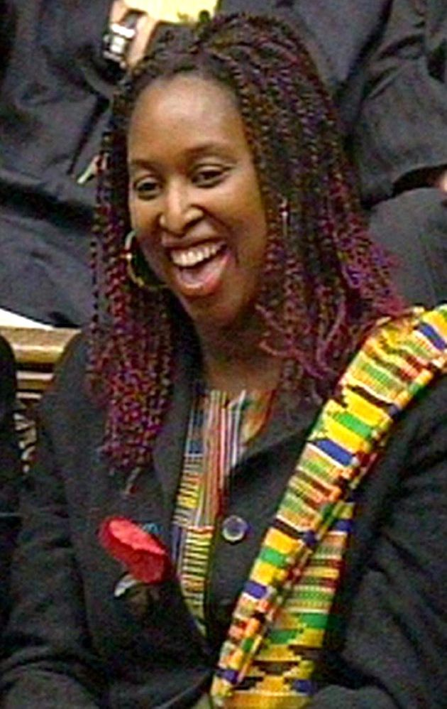 """Dawn Butler said the report """"suggests there is a serious problem in the criminal justice"""