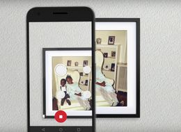 Google's New App Preserves Your Dusty Old Family Photos Forever