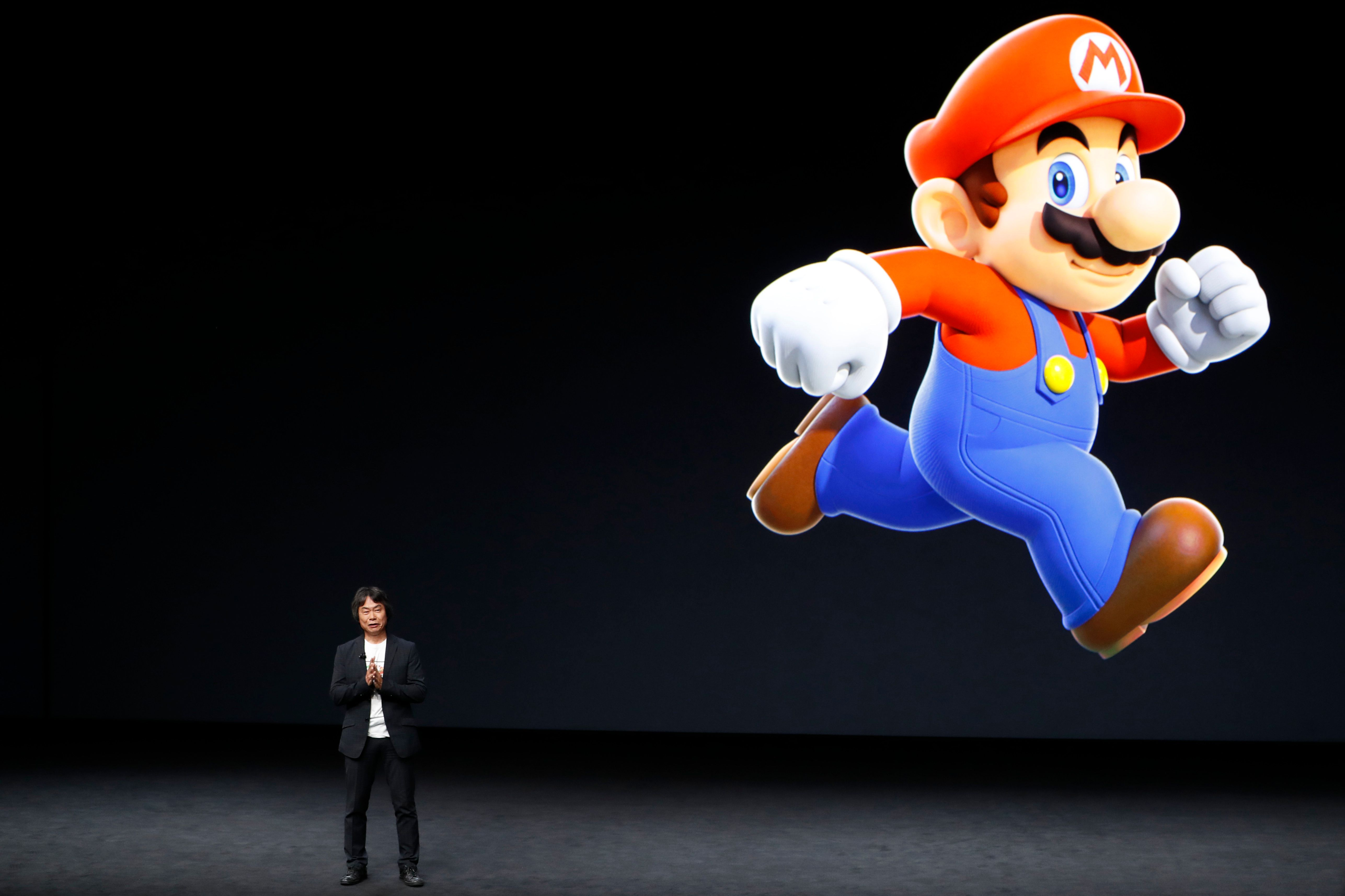 Mario Is Coming To Your iPhone, But It Is Going To Cost