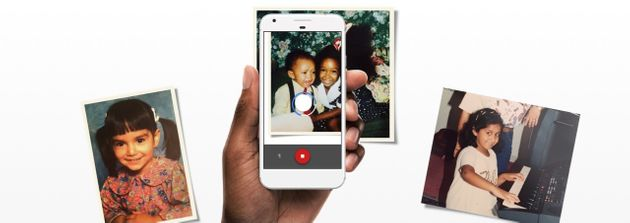 Google's New App Lets You Preserve Your Old Family Photos