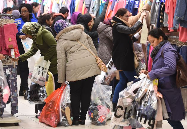 Hundreds of thousands of people are calling for stores to be closed on Boxing