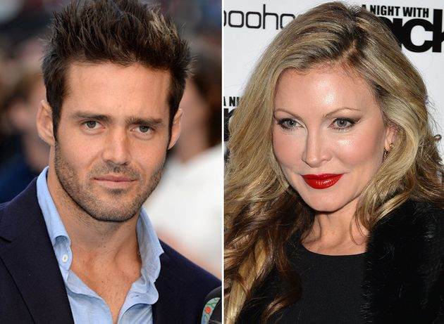 Spencer Matthews and Caprice Bourret have signed up for 'The