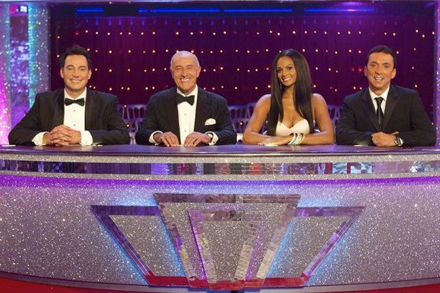 Alesha Dixon became a 'Strictly Come Dancing' judge after winning the 2007