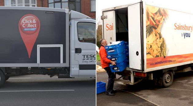 Tesco And Sainsbury's Online Deliveries Found To Be Dirty By BBC Watchdog