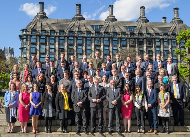 The original 56 SNP MPs elected at the last General