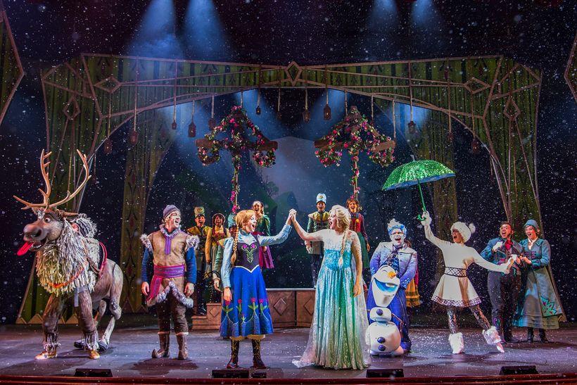 'Frozen, A Musical Spectacular'