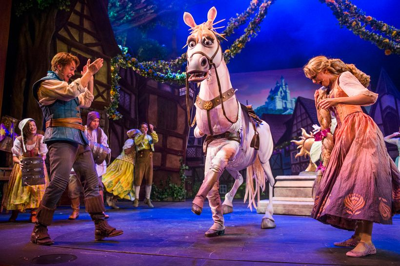 'Tangled: The Musical'