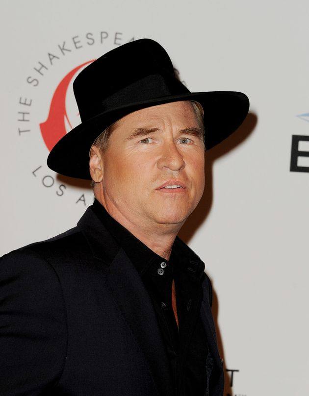 Val Kilmer reveals Michael Douglas has apologised for making comments about his