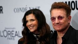 Bono Reveals The 'Magic' That's Made His 34-Year Marriage