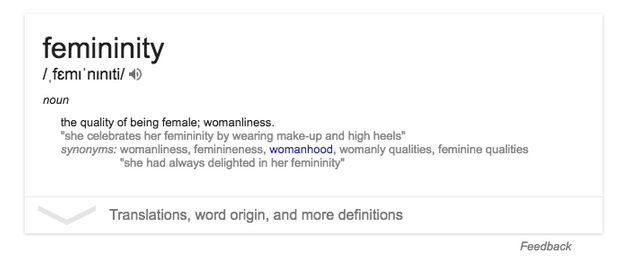 Merriam-Webster Changes Outdated 'Femininity' Definition After Writer Calls Them