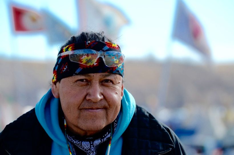 Ray Kingfisher is a Cheyenne Native American originally from Southeast Montana. He now lives in Seattle.