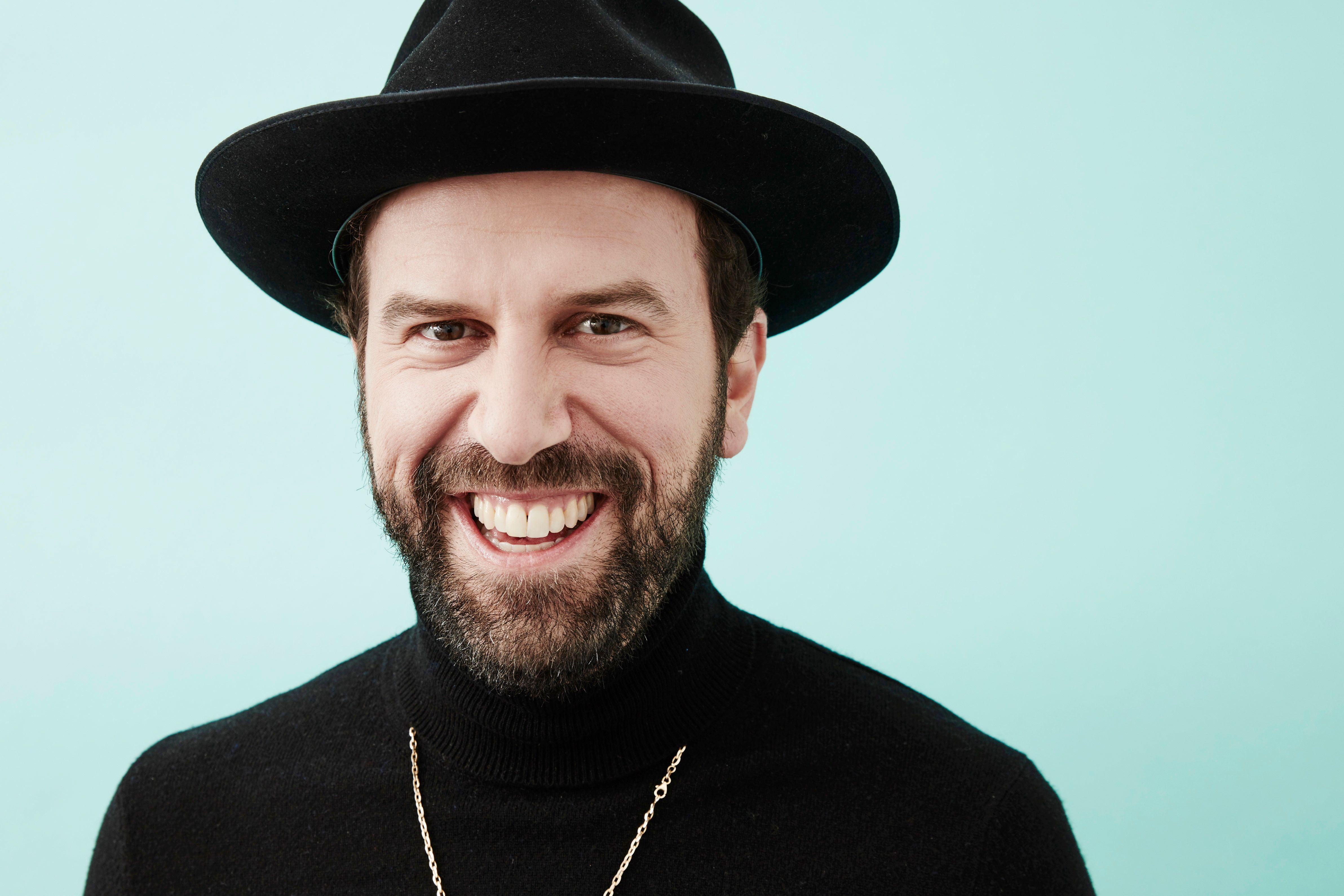 Brett Gelman of 'Dinner With Family' poses for a portrait at the 2016 Sundance Film Festival Getty Images Portrait Studio Hosted By Eddie Bauer At Village At The Lift on January 23, 2016 in Park City, Utah