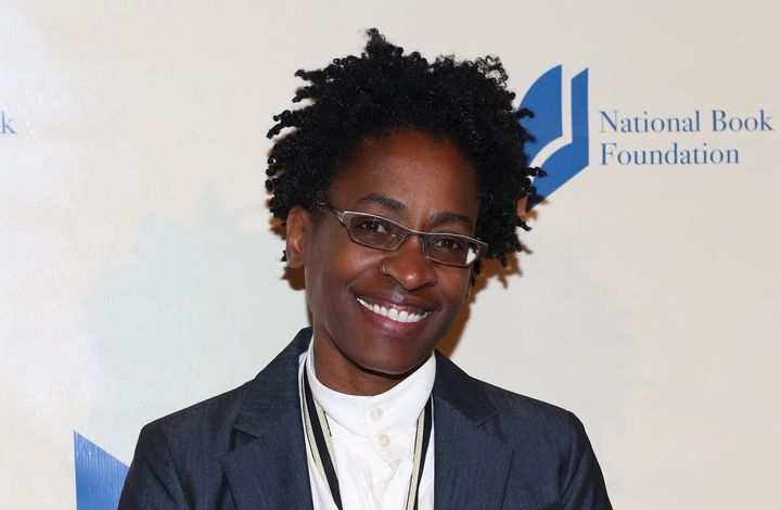 Author Jacqueline Woodson is one of the children's literature writers who signed a declaration committing to fight various fo