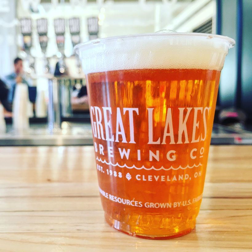 Great Lakes Brewery in Cleveland, Ohio