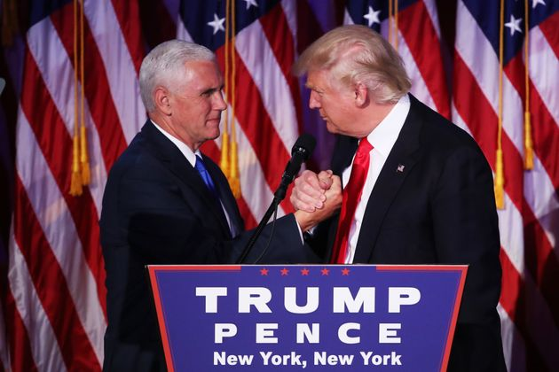 President-elect Trump and Vice President-elect
