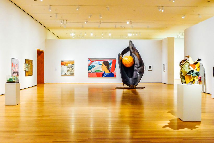 The Cleveland Museum of Art in Cleveland, Ohio