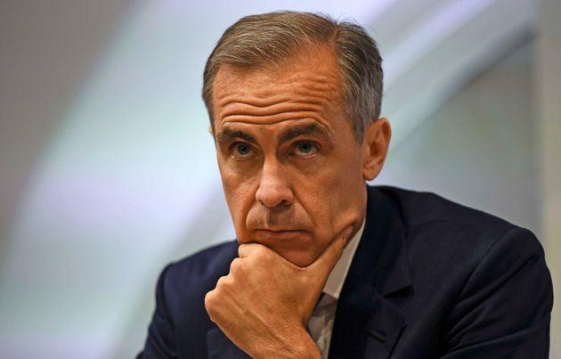 Bank of England Governor Mark